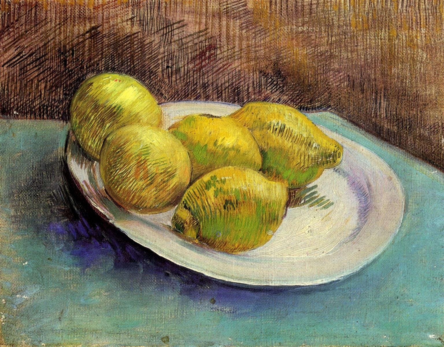 Vincent Van Gogh S Food Paintings The French Life