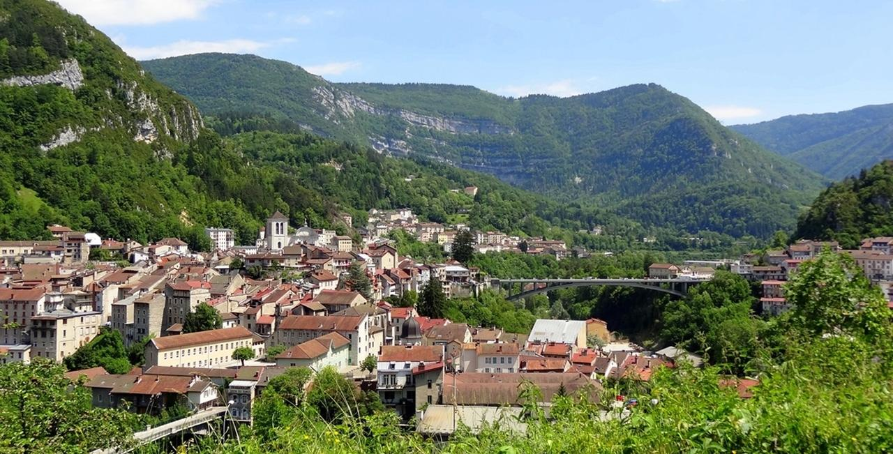 Living in the jura mountains the french life