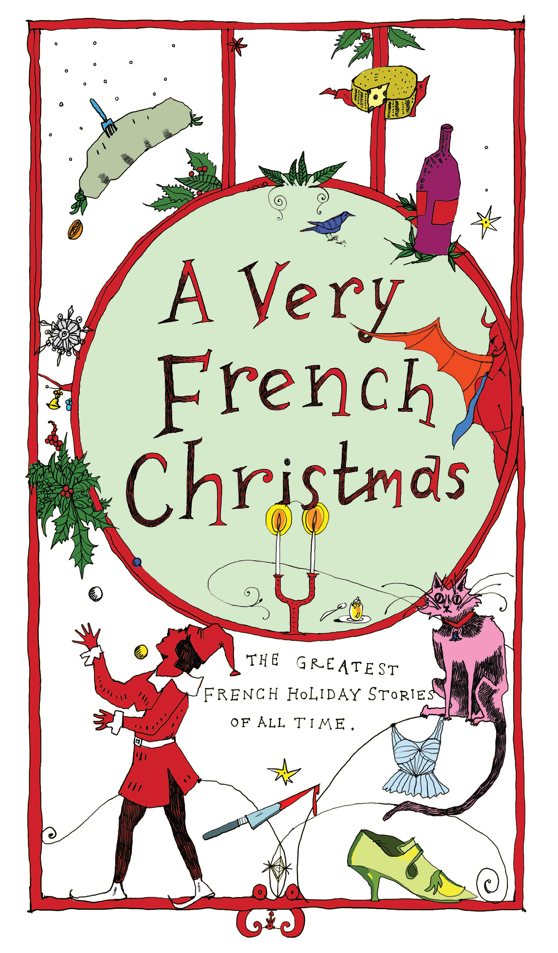 Very French Christmas
